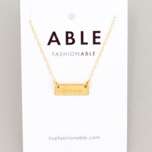 ABLE Mama Necklace -