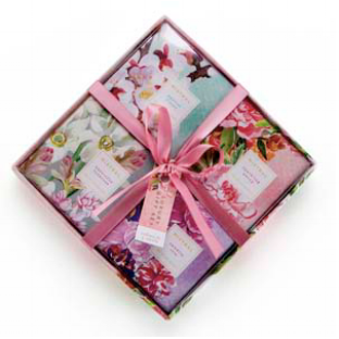 Mistral Floral Soap Gift Box -