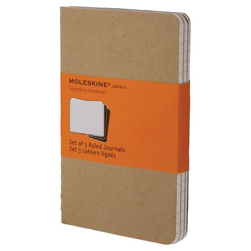 Moleskine Notebooks - Keep on your desk or carry them with you in your bag, car... the list goes on!