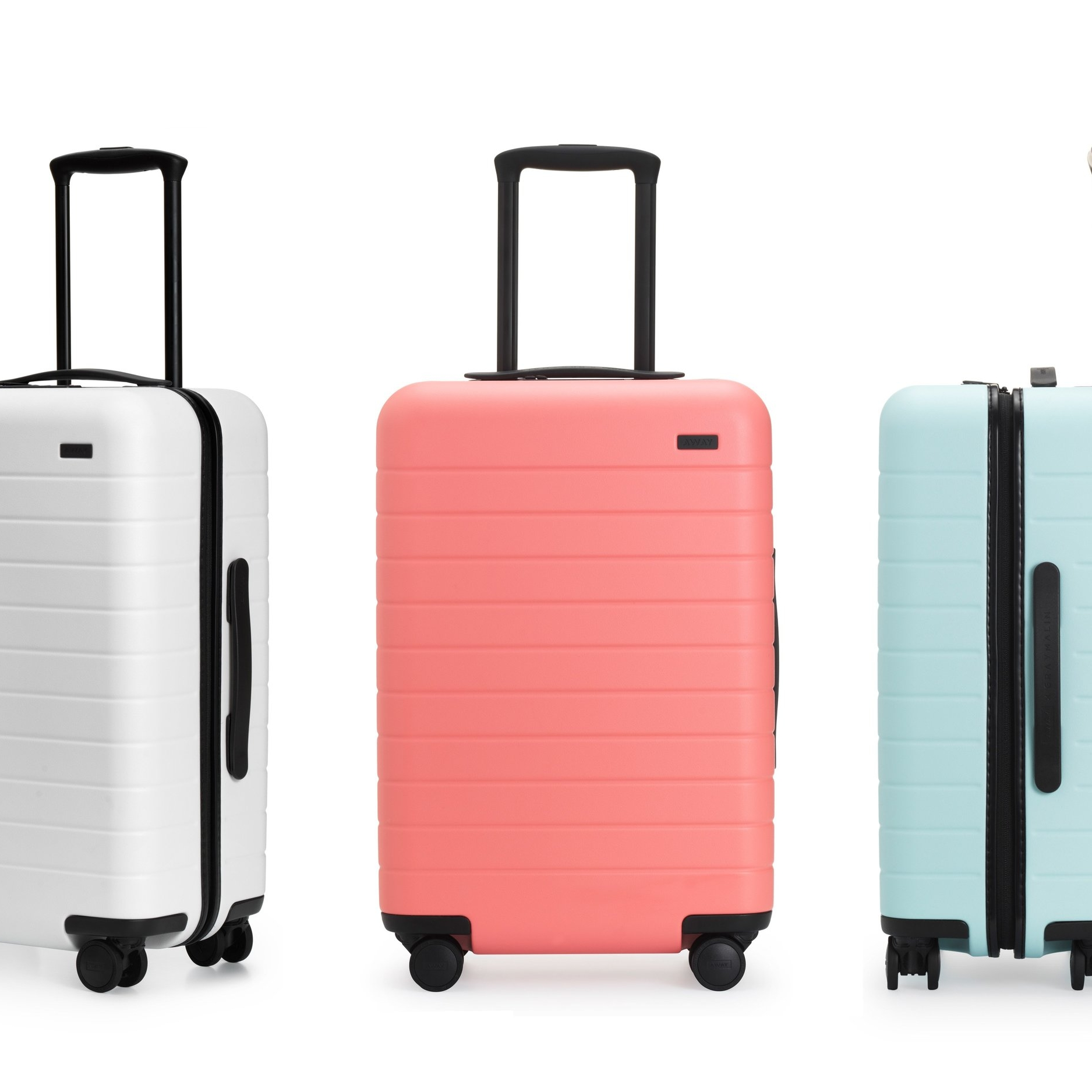 Away Luggage Rolling Bag - Everyone needs a great piece of luggage.