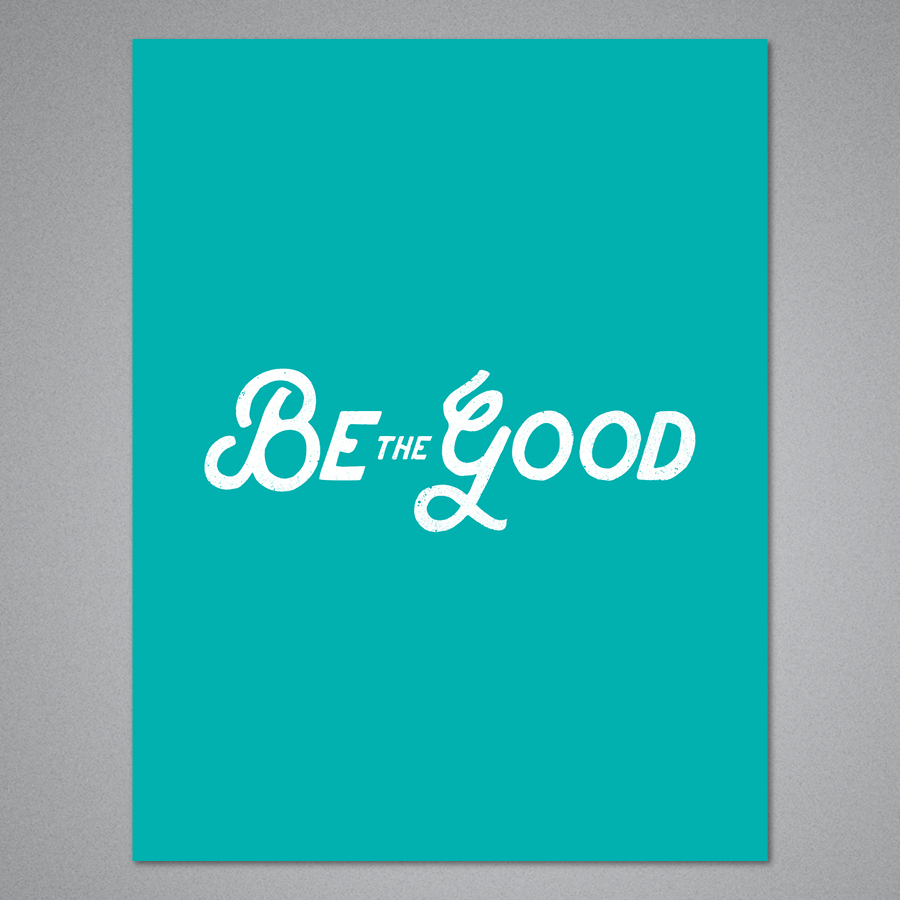 Be The Good Card