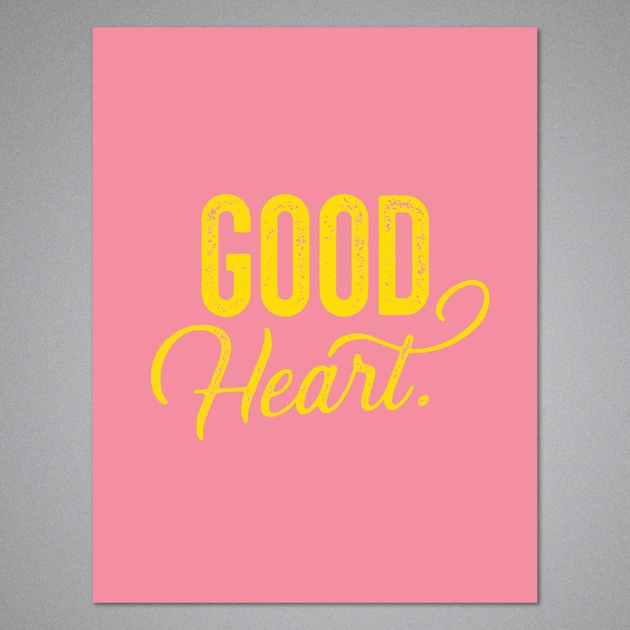 Good Heart Card