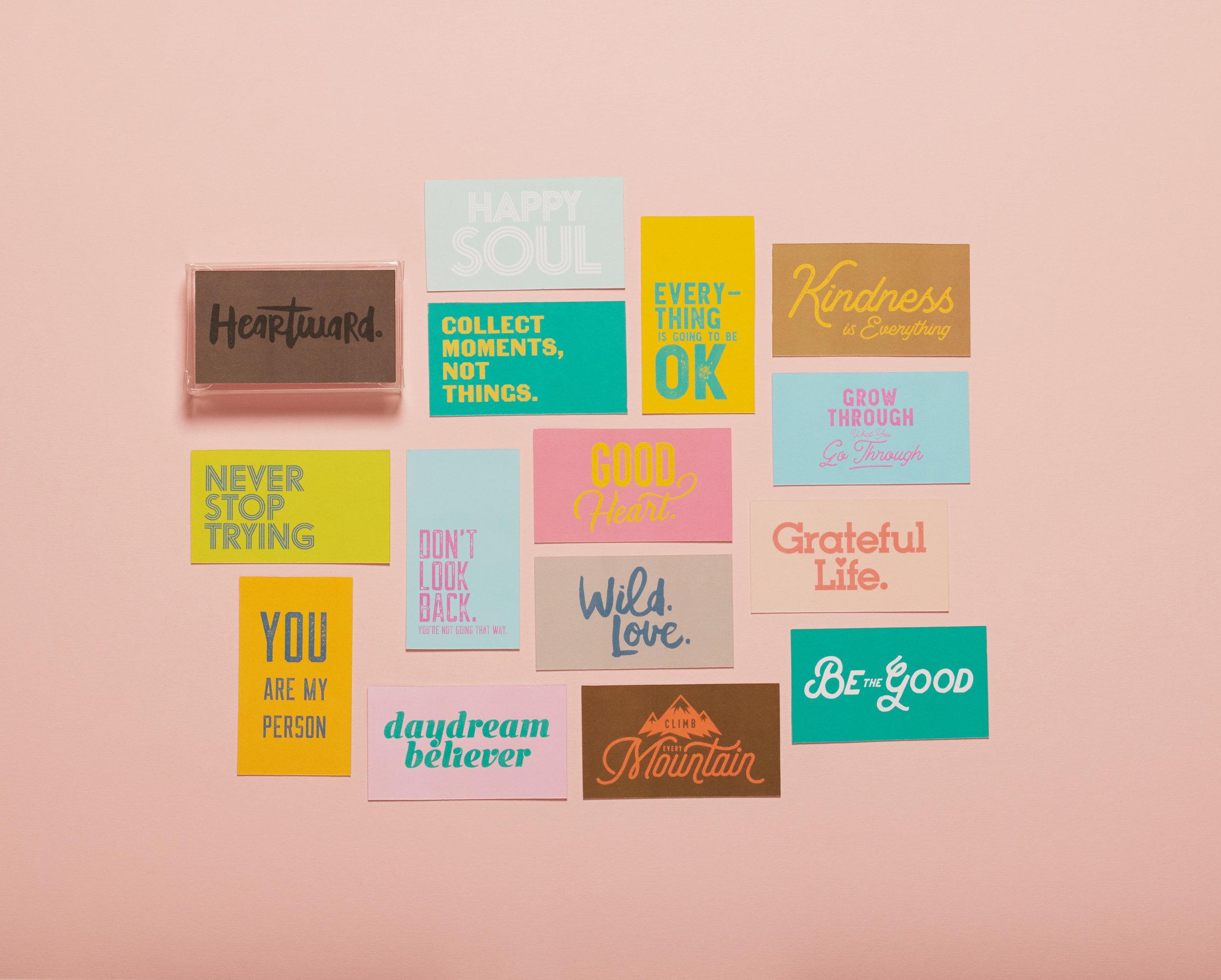 Mini Card Box Set