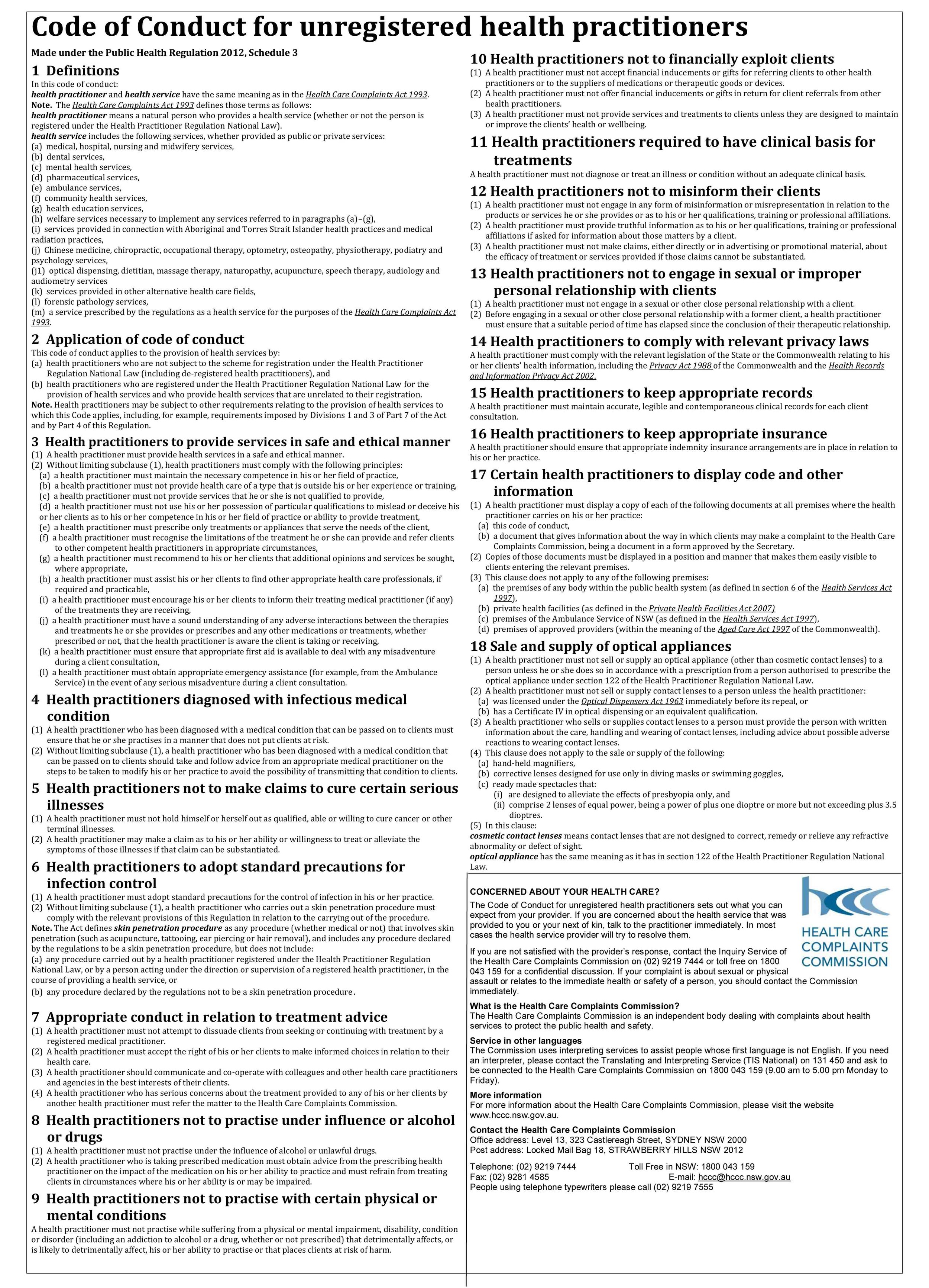 Code of Conduct for Unregistered Practitioners August 2017.jpg
