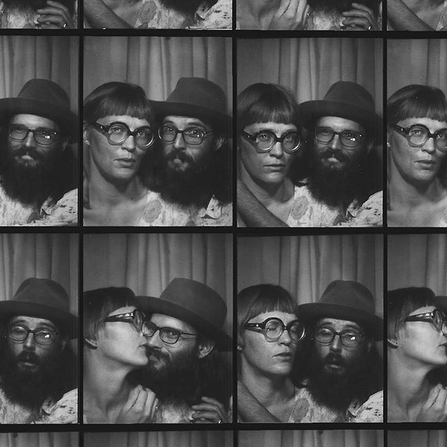 relics from the road # 2 band/mate (huh? band) 📸: photobooth