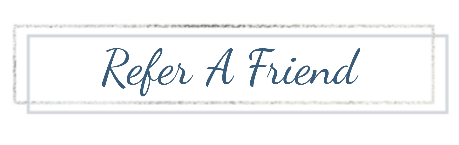 Refer a friend and you receive a $25 credit towards your next Spa Kingston service! - Friends who Spa together, stay together!