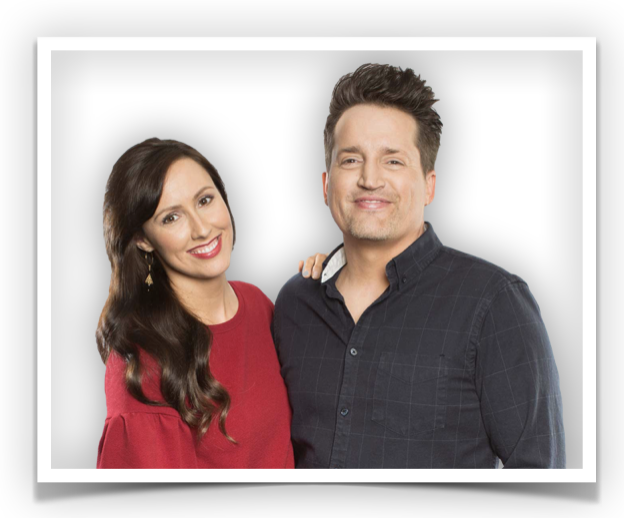 """Dan and Danielle Macaulay, on of our  A Better Us  """"Kitchen Couples"""" will join us on the cruise, bringing some extra inspiration, fun and music!"""