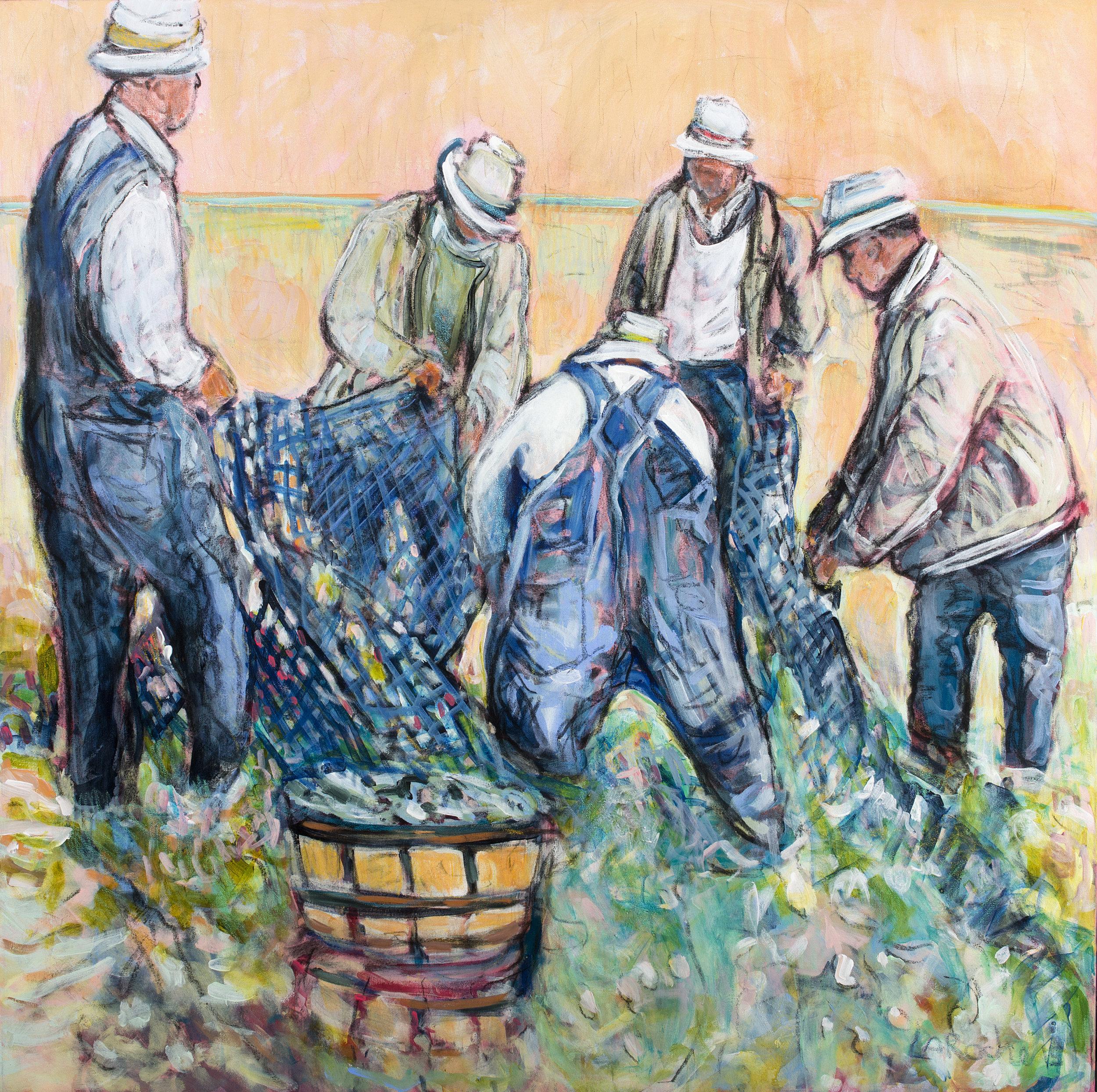 Seafood Harvesting -