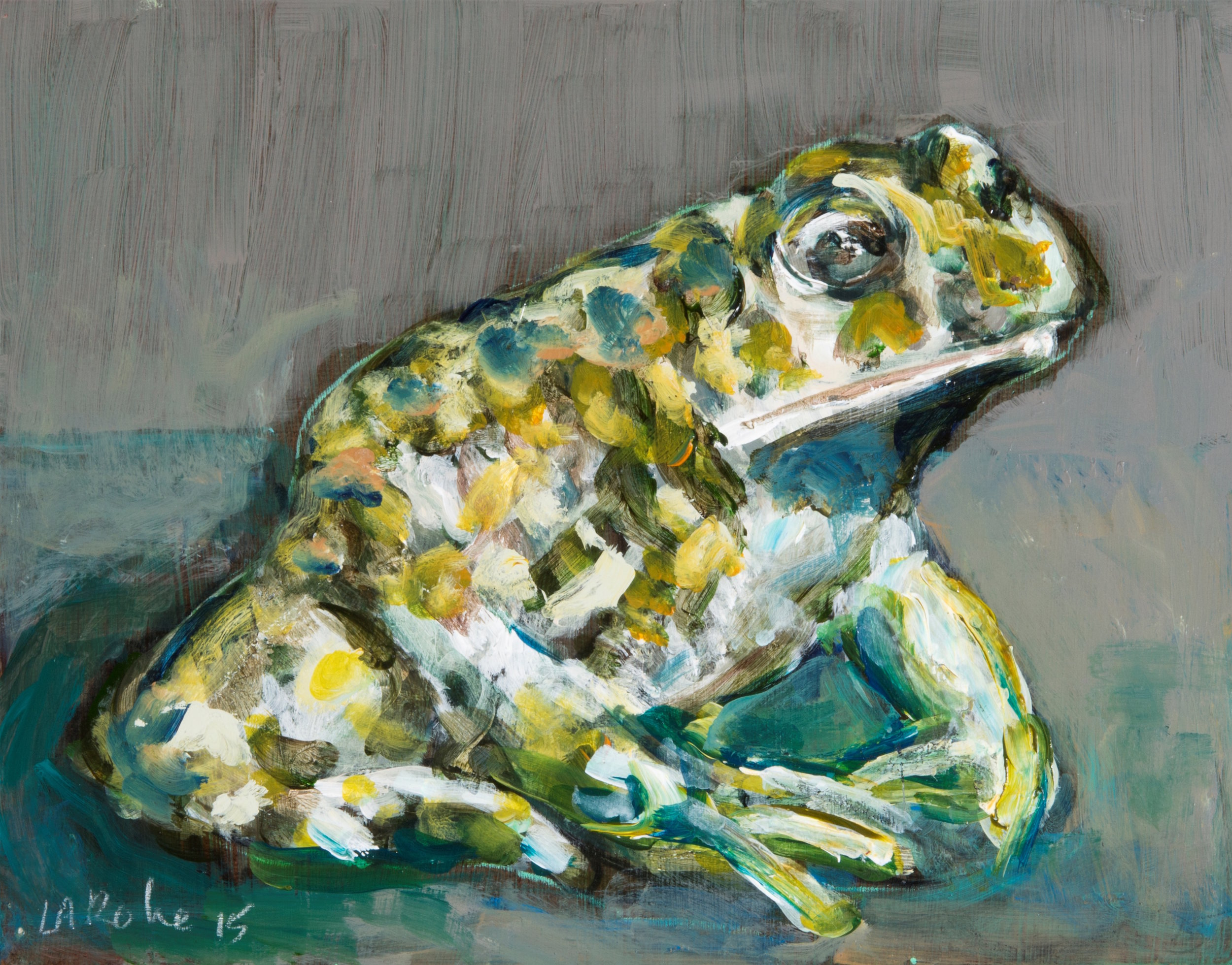 Prince Charming: I am not a frog  (ode to Aldwyth) III