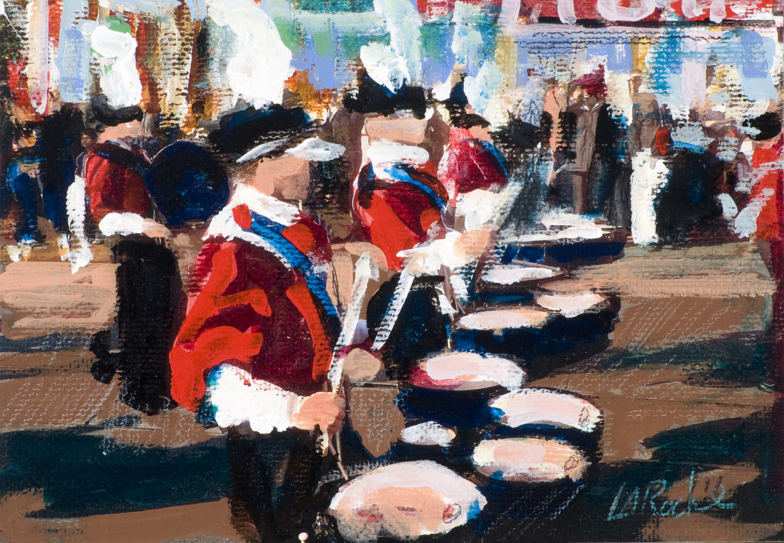 Anna's Drumline