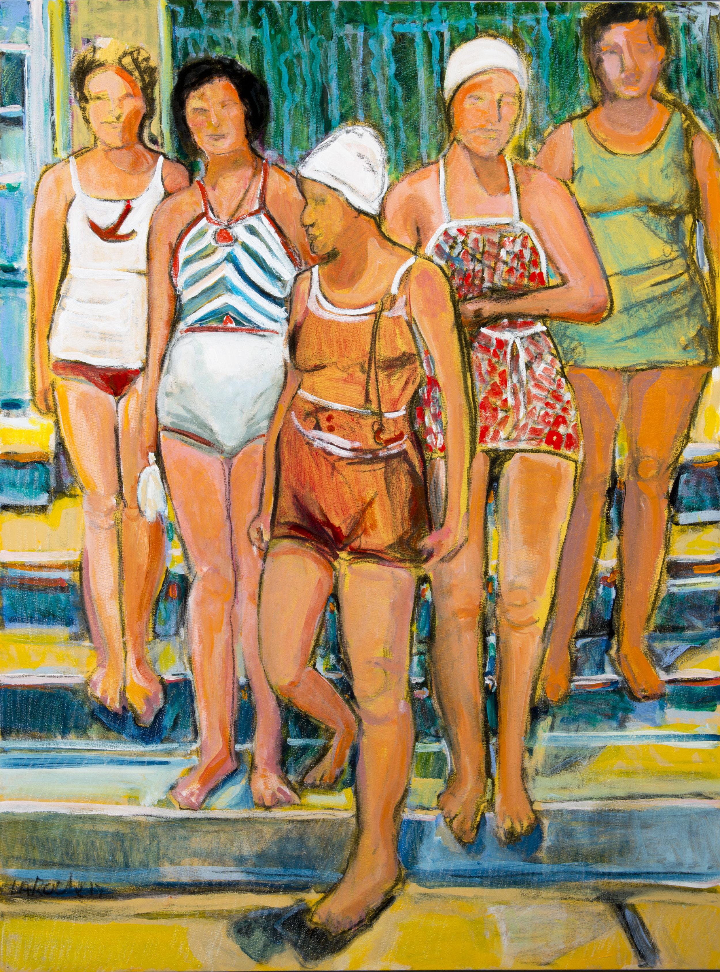 May River Bathers
