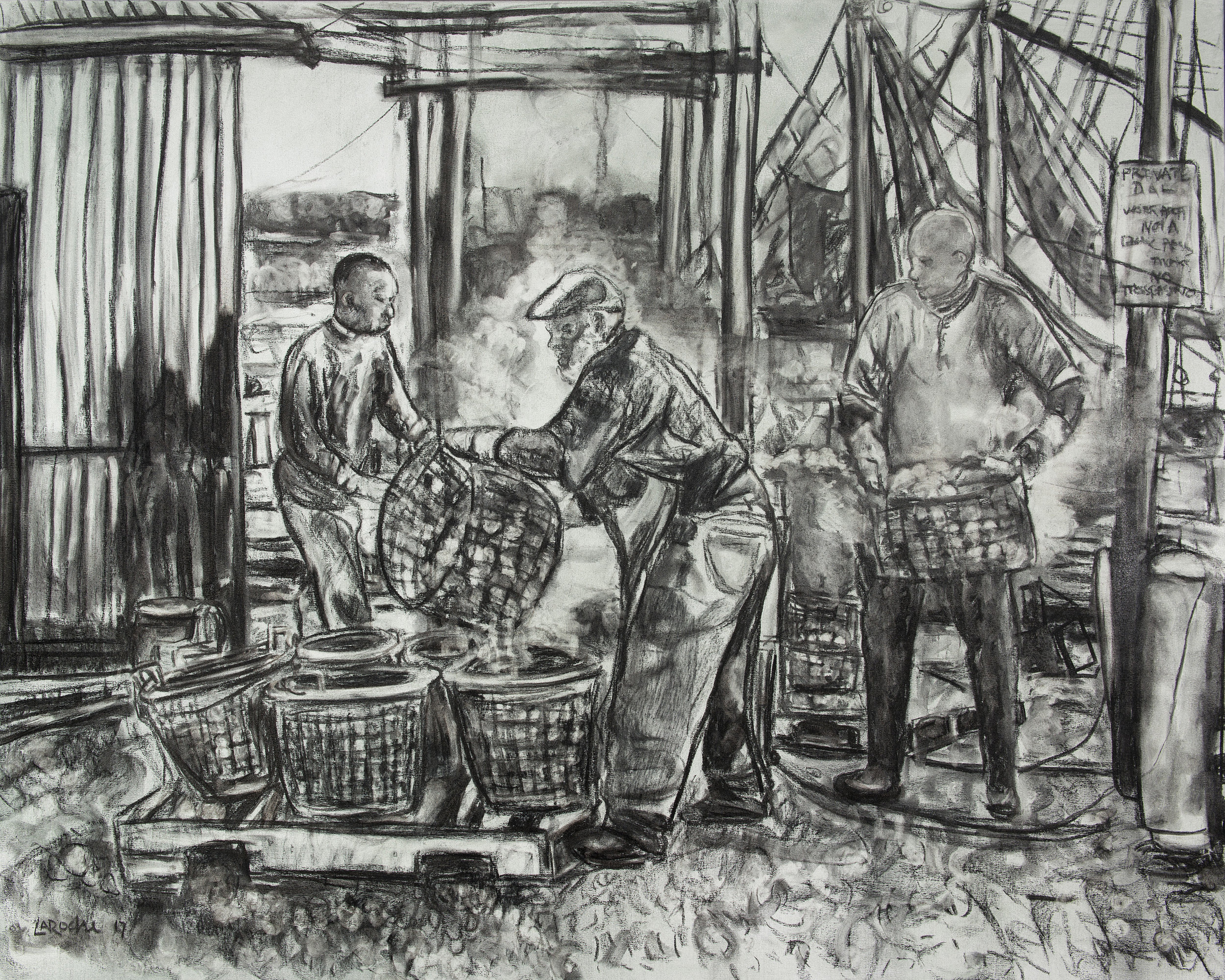 Bluffton Oyster Men