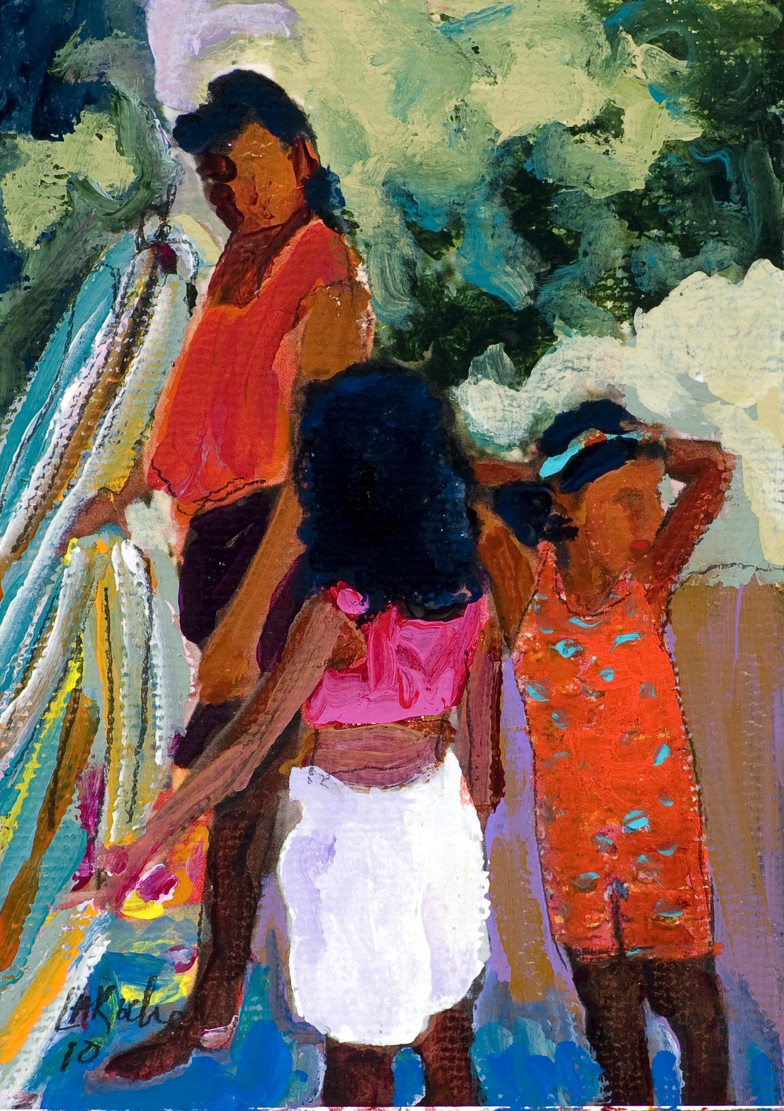 Maria's Daughters