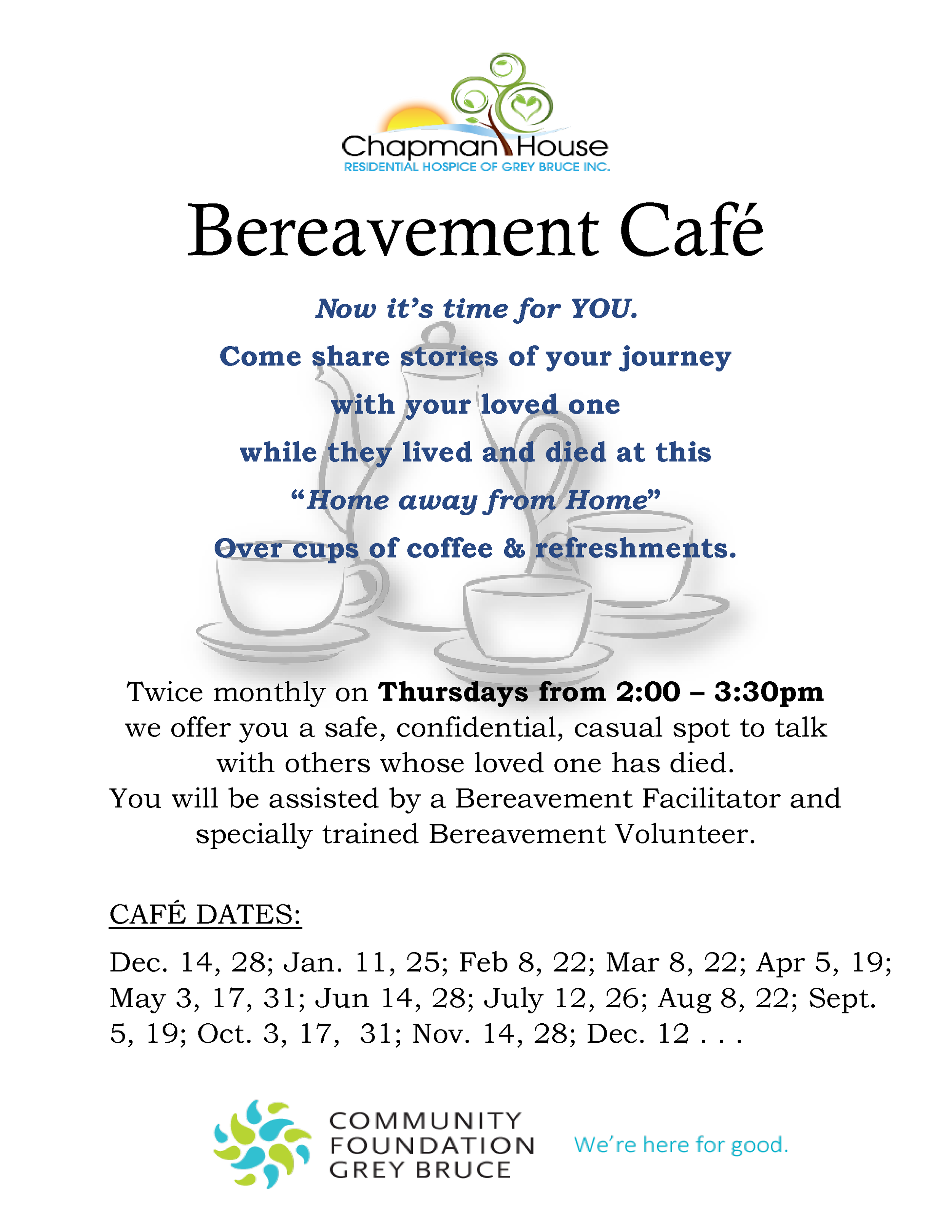 Bereavement Cafe Poster Updated August 2019.png