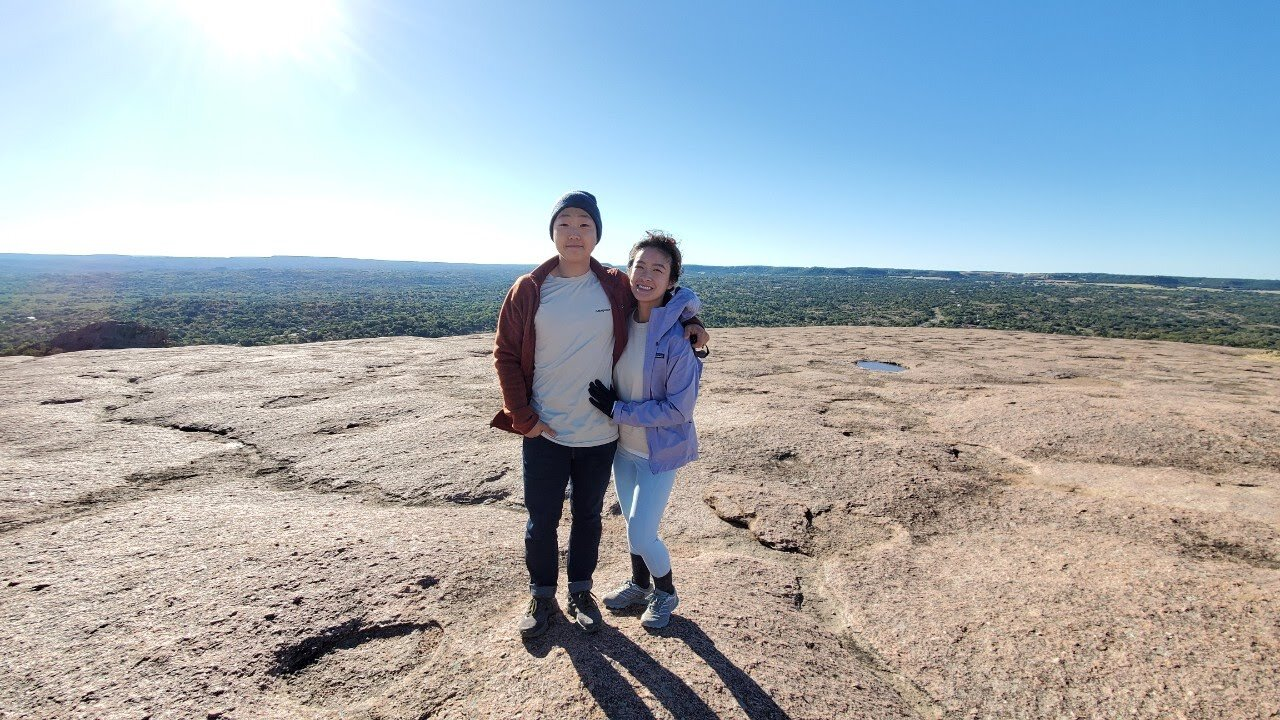 Summit of Enchanted Rock
