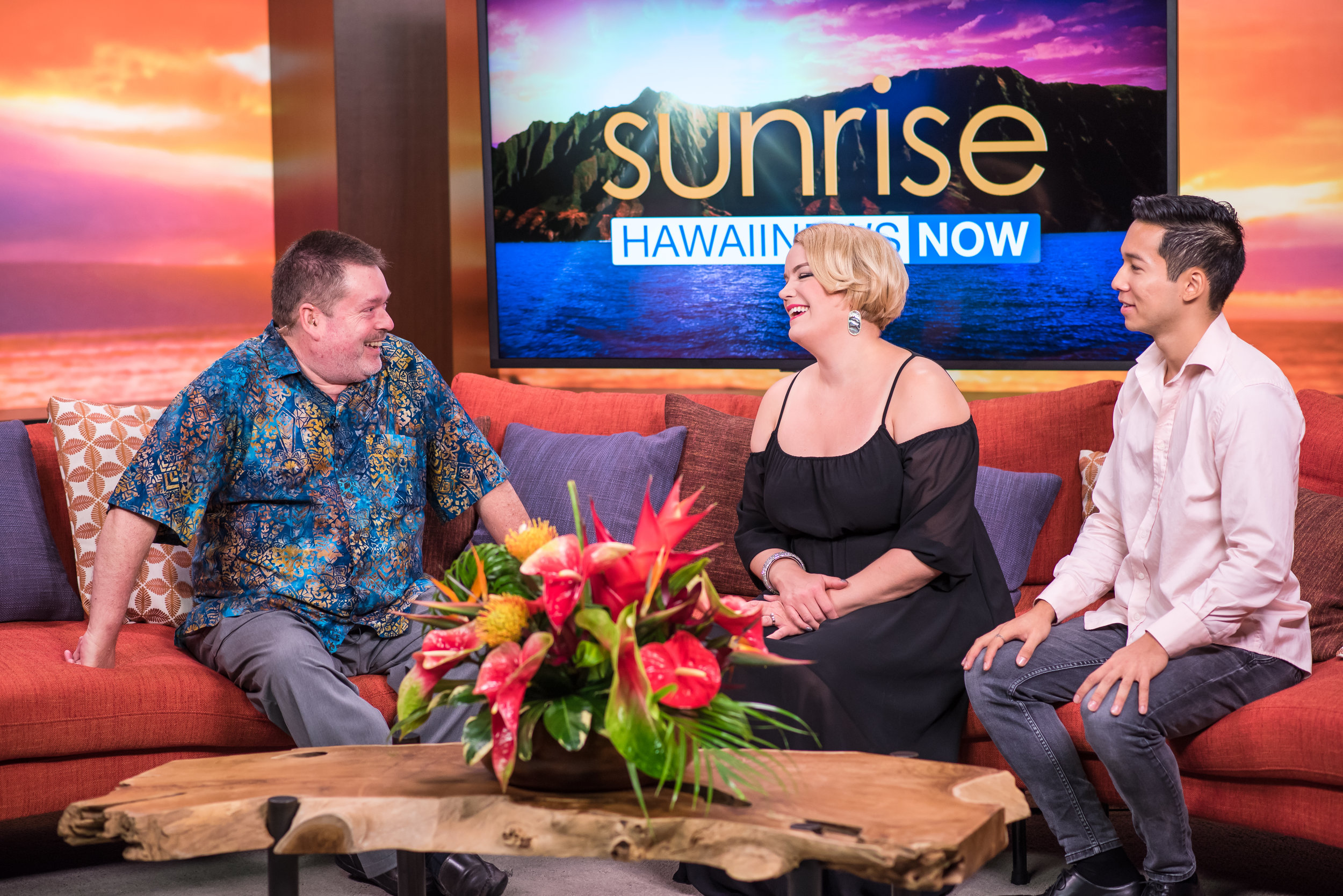 TV interview with Howard Dicus