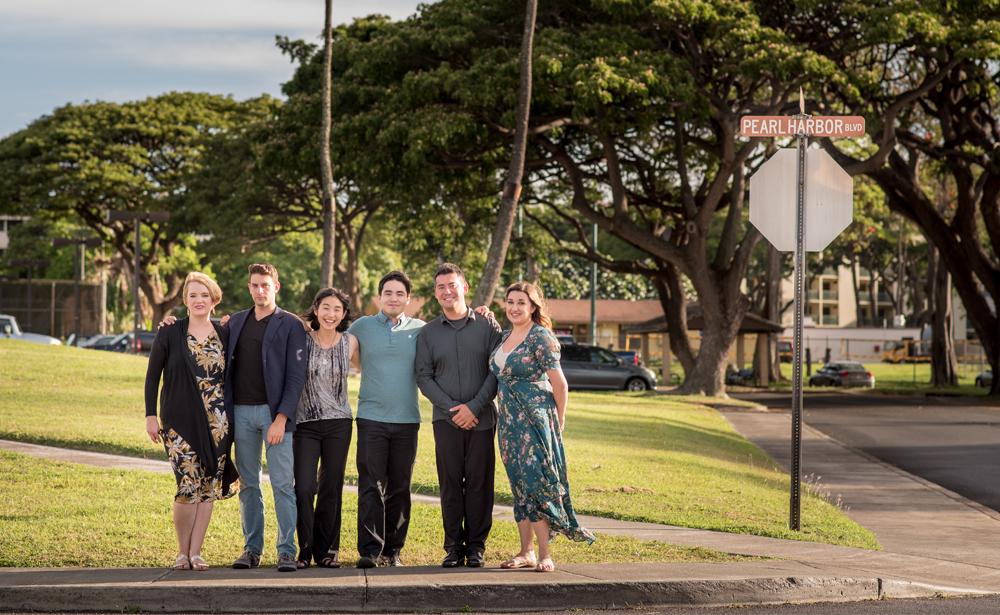 HIMF team @ Pearl Harbor