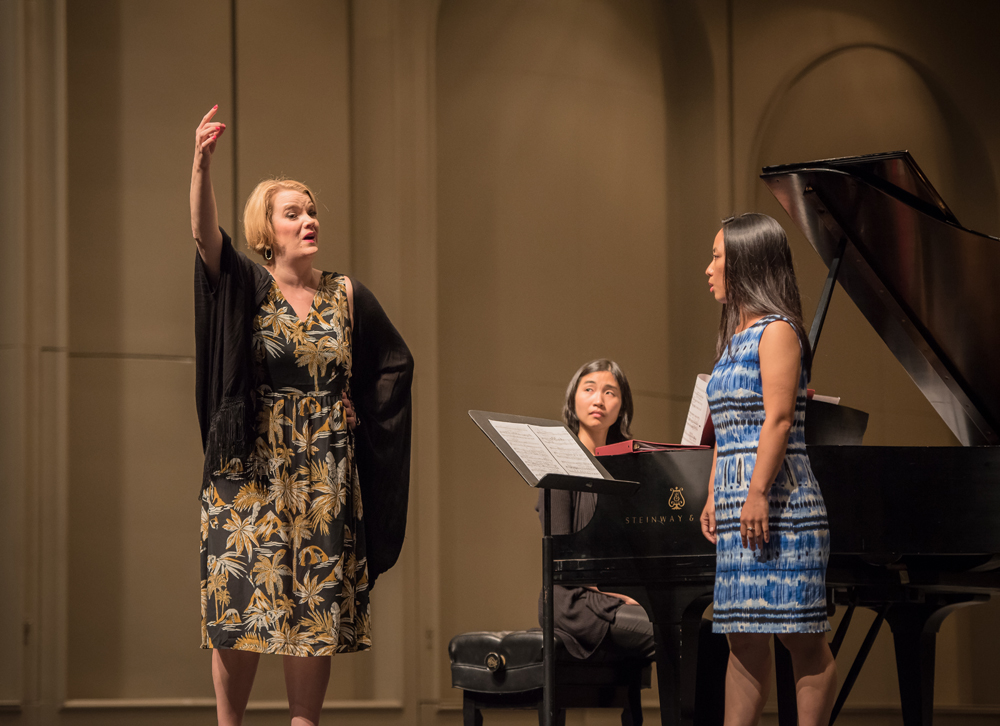 Amy Shoremount-Obra's Masterclass @Blaisdell Center