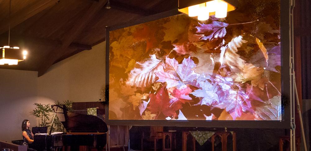 Season Finale in Hilo, with Ken Goodrich's multimedia work