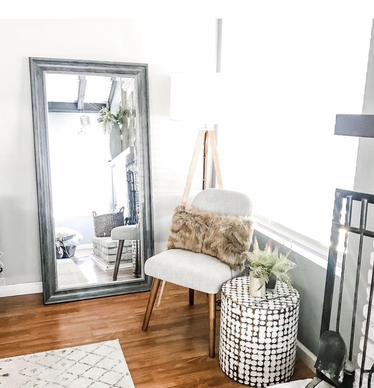 modern farmhouse midcetury modern home decor