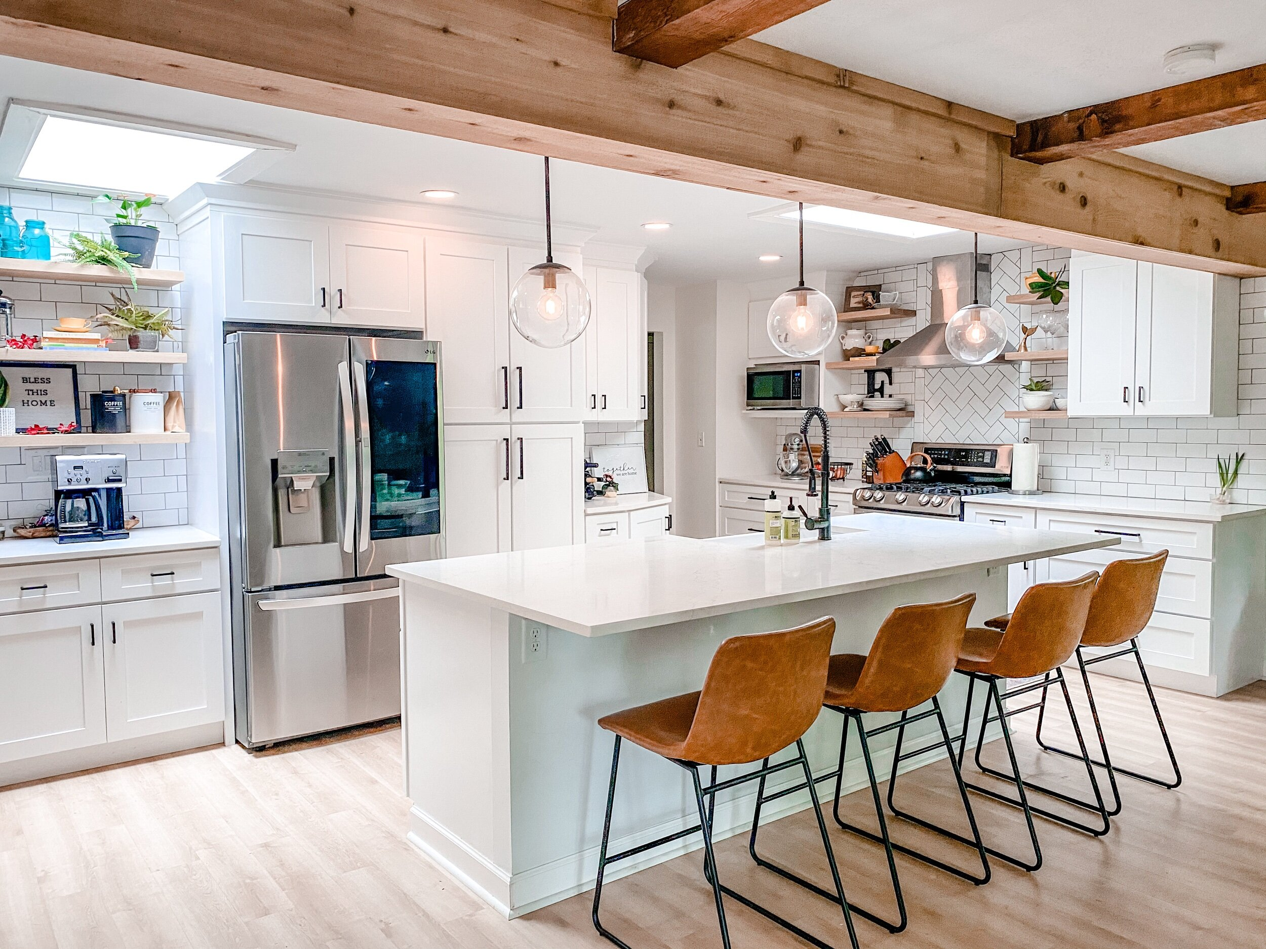 14 things I learned while renovating our modern farmhouse