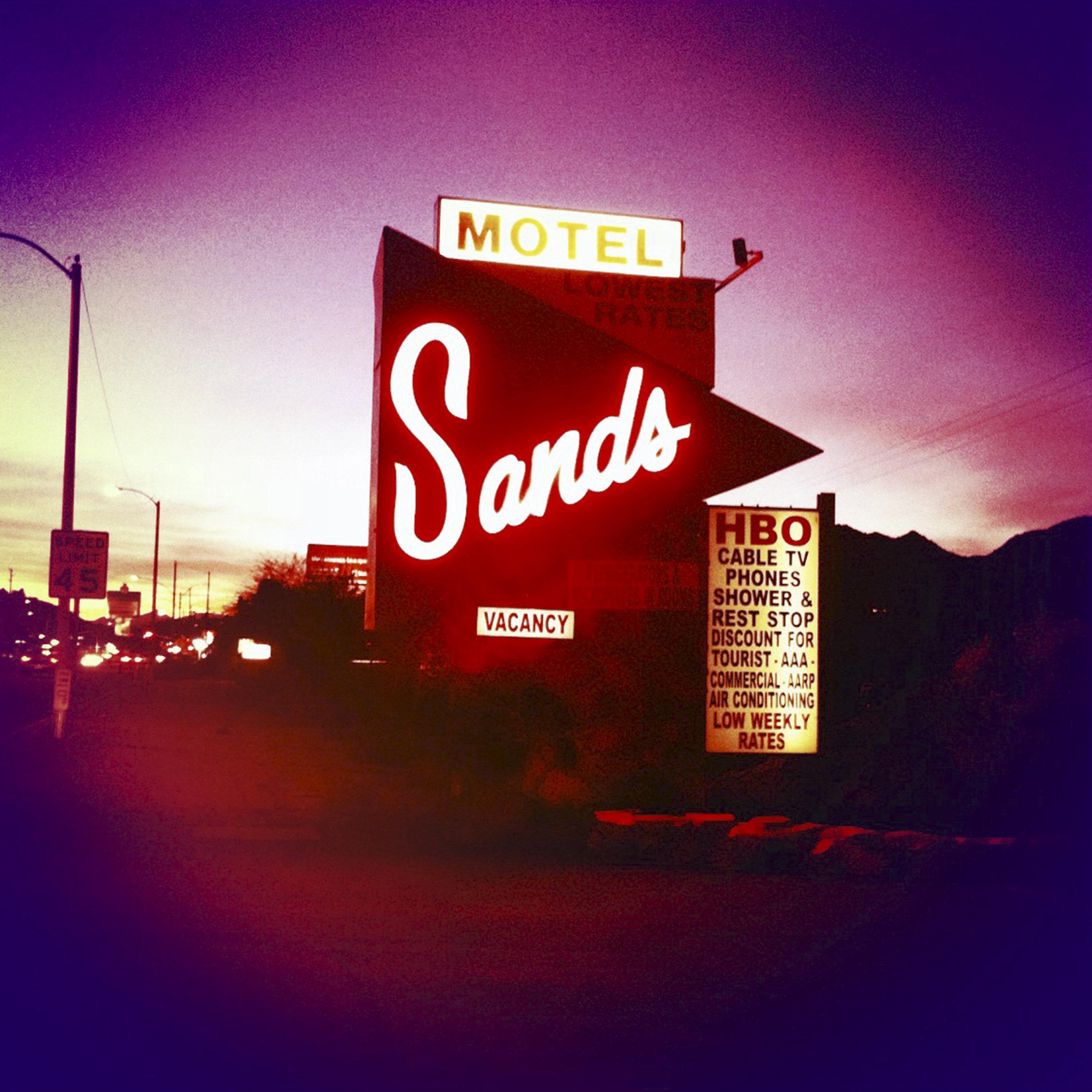 Sands Motel, 2013