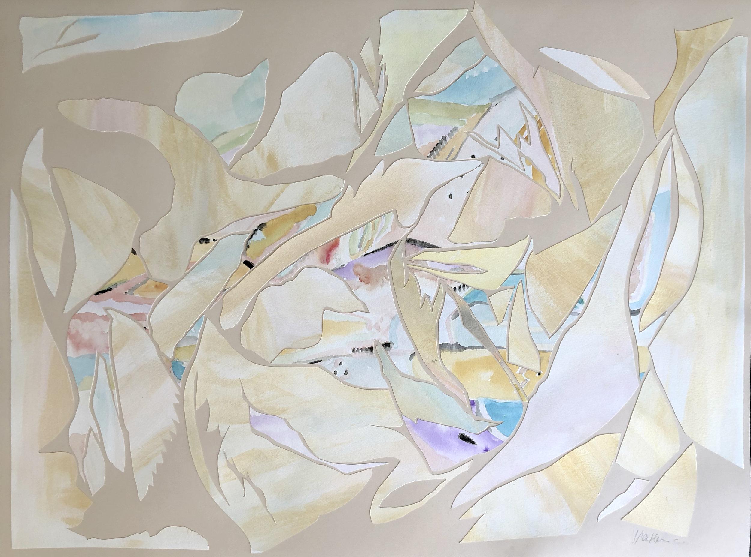 Composition No. 2, 2018