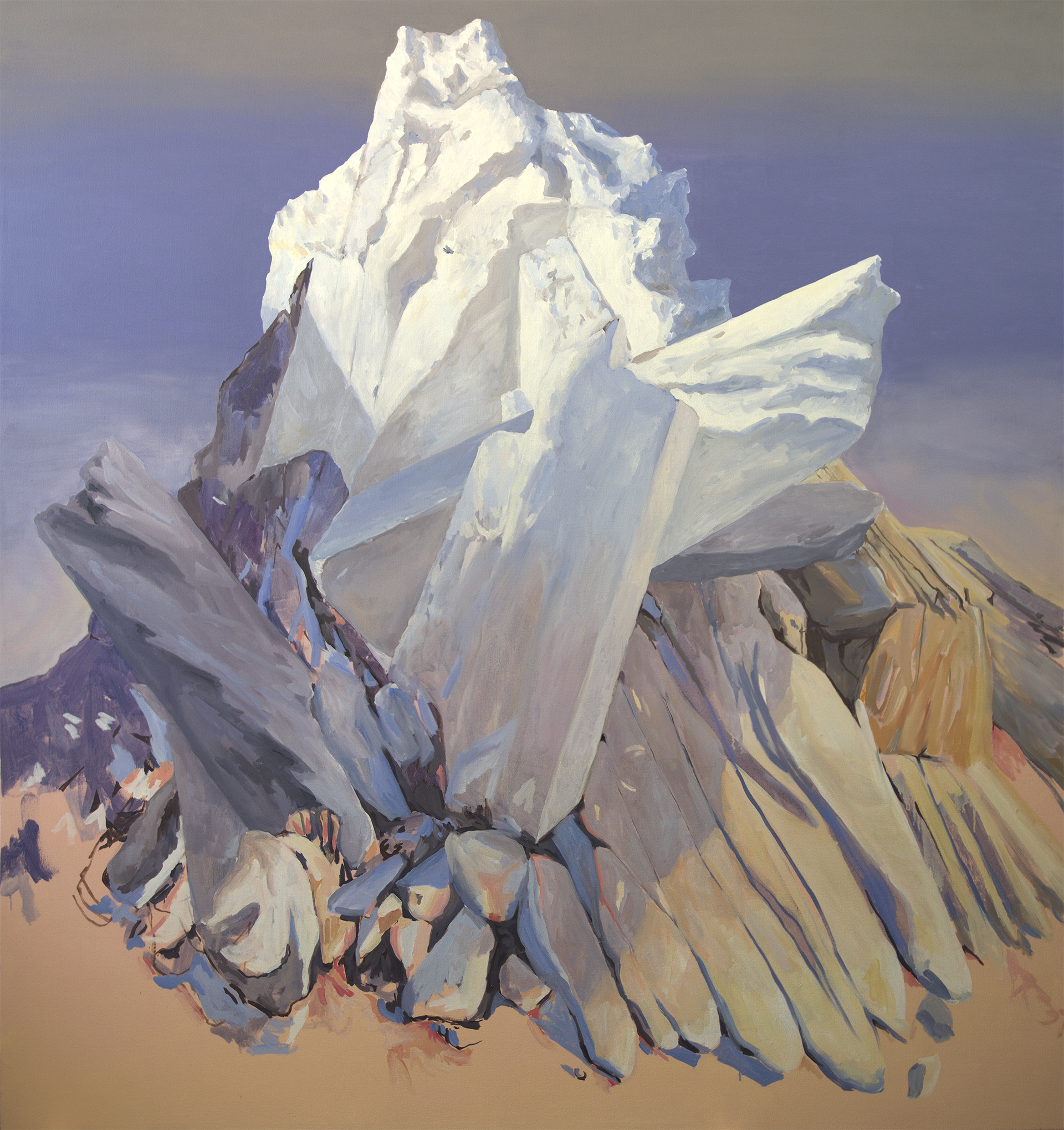 The Mountain, 2016