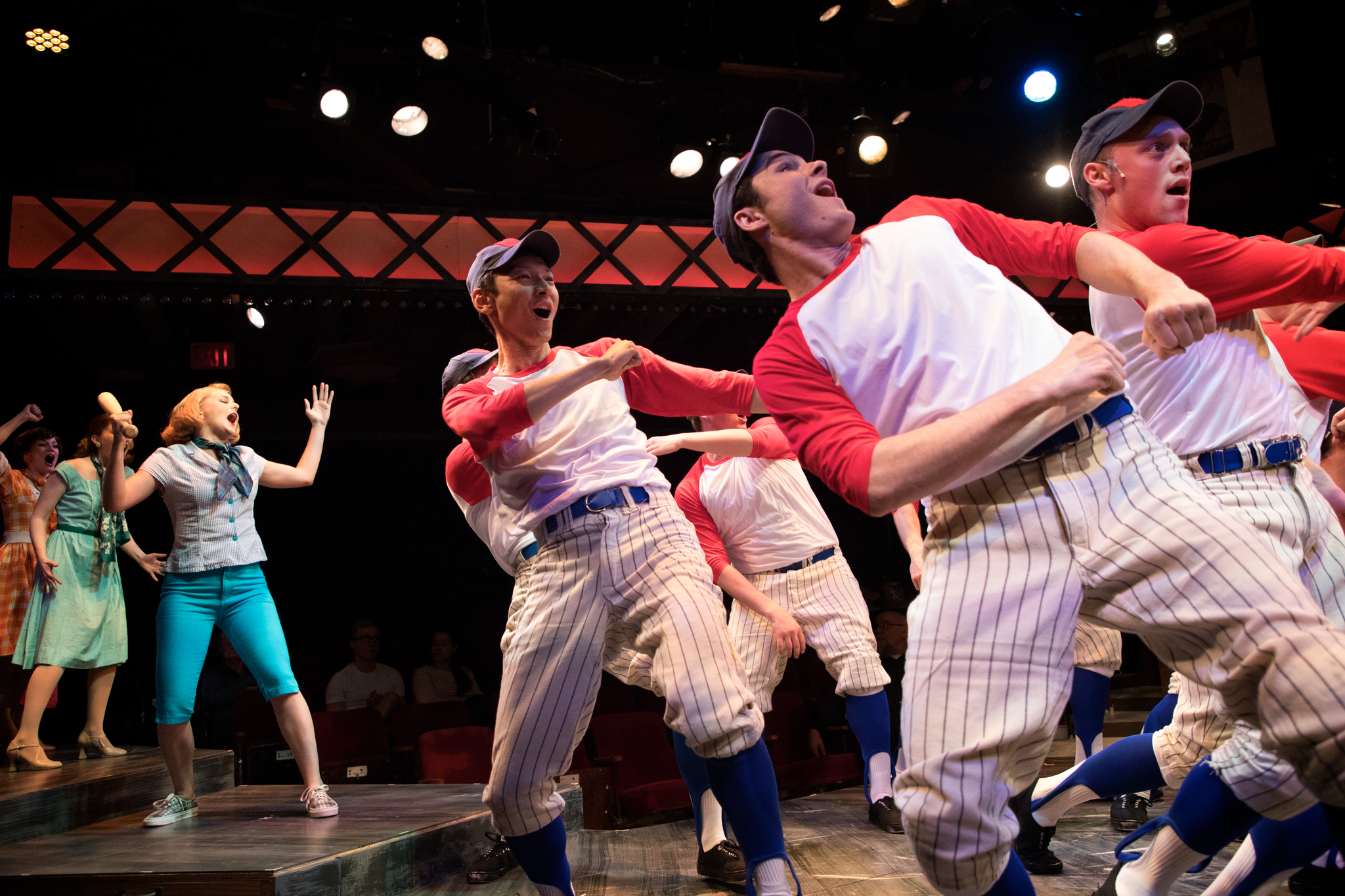 Damn Yankees  at the MacHaydn Theatre