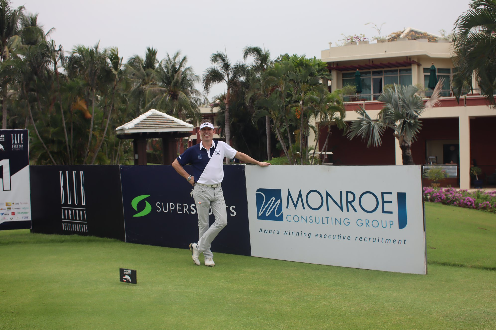 The Blue Horizon World Corporate Golf Challenge Thailand