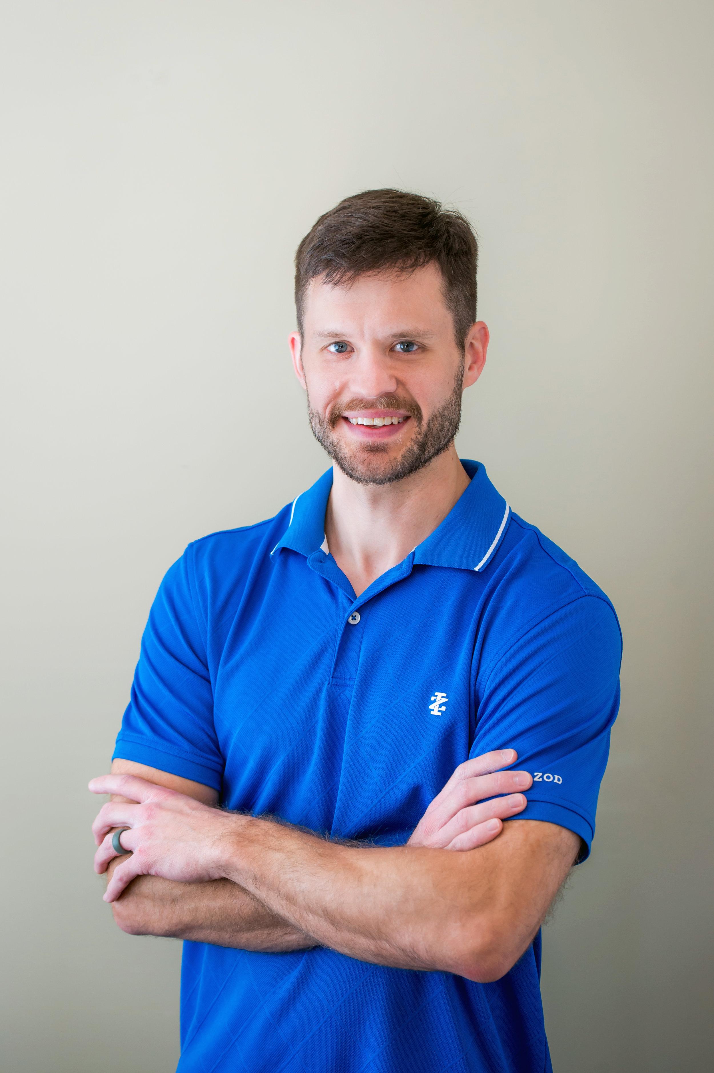 Dr. Ryan Godfrey (Physical Therapist)