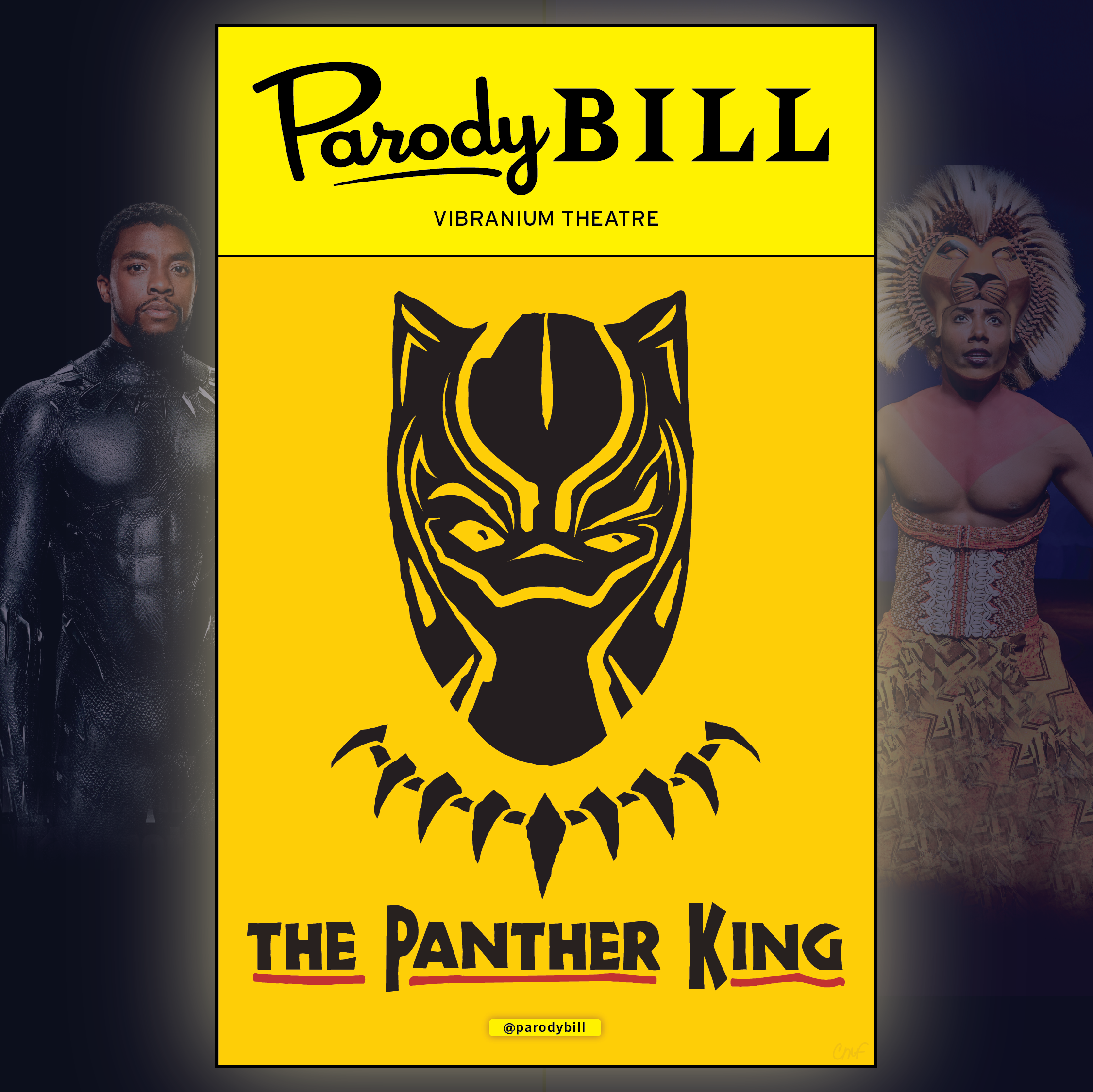 THE PANTHER KING