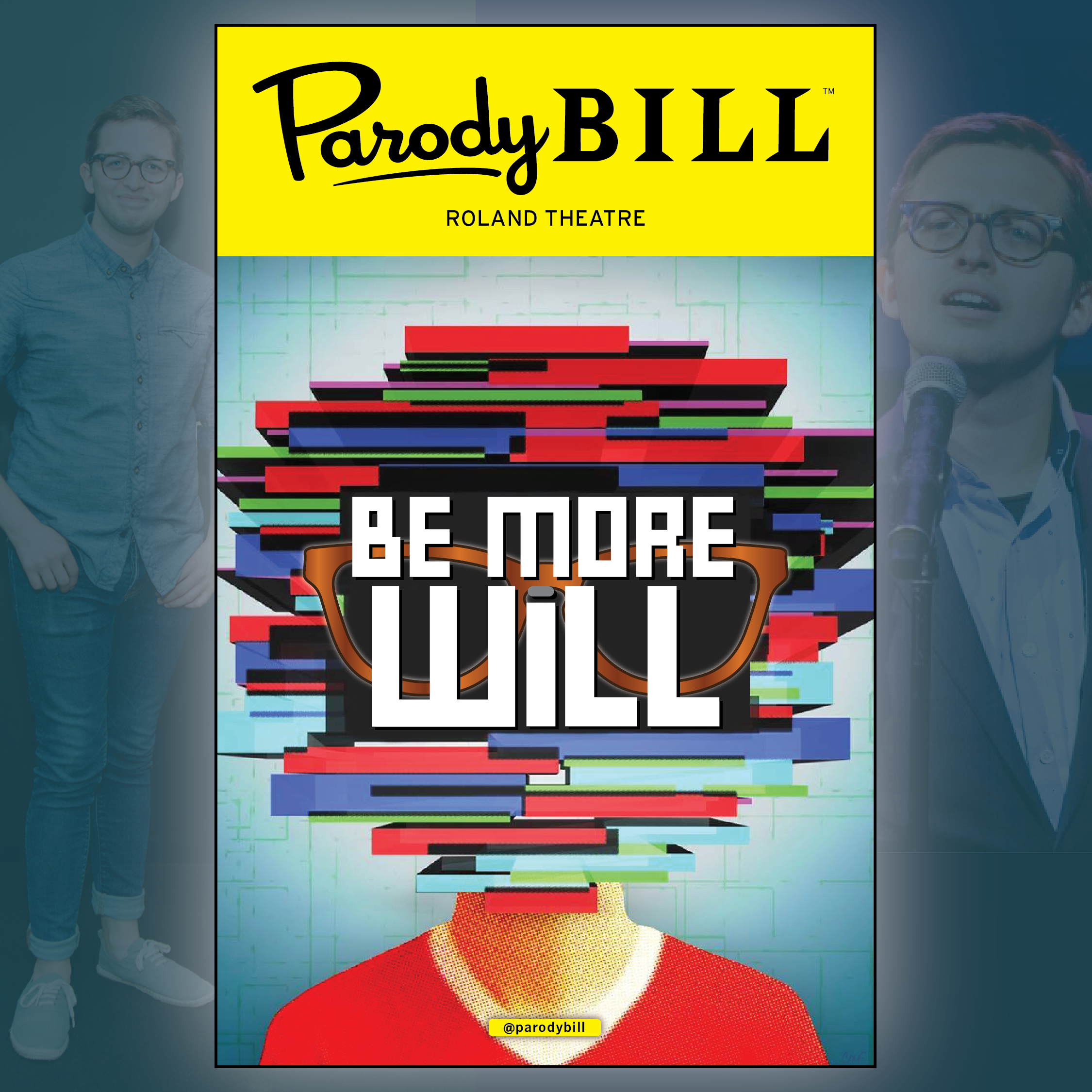 BE MORE WILL