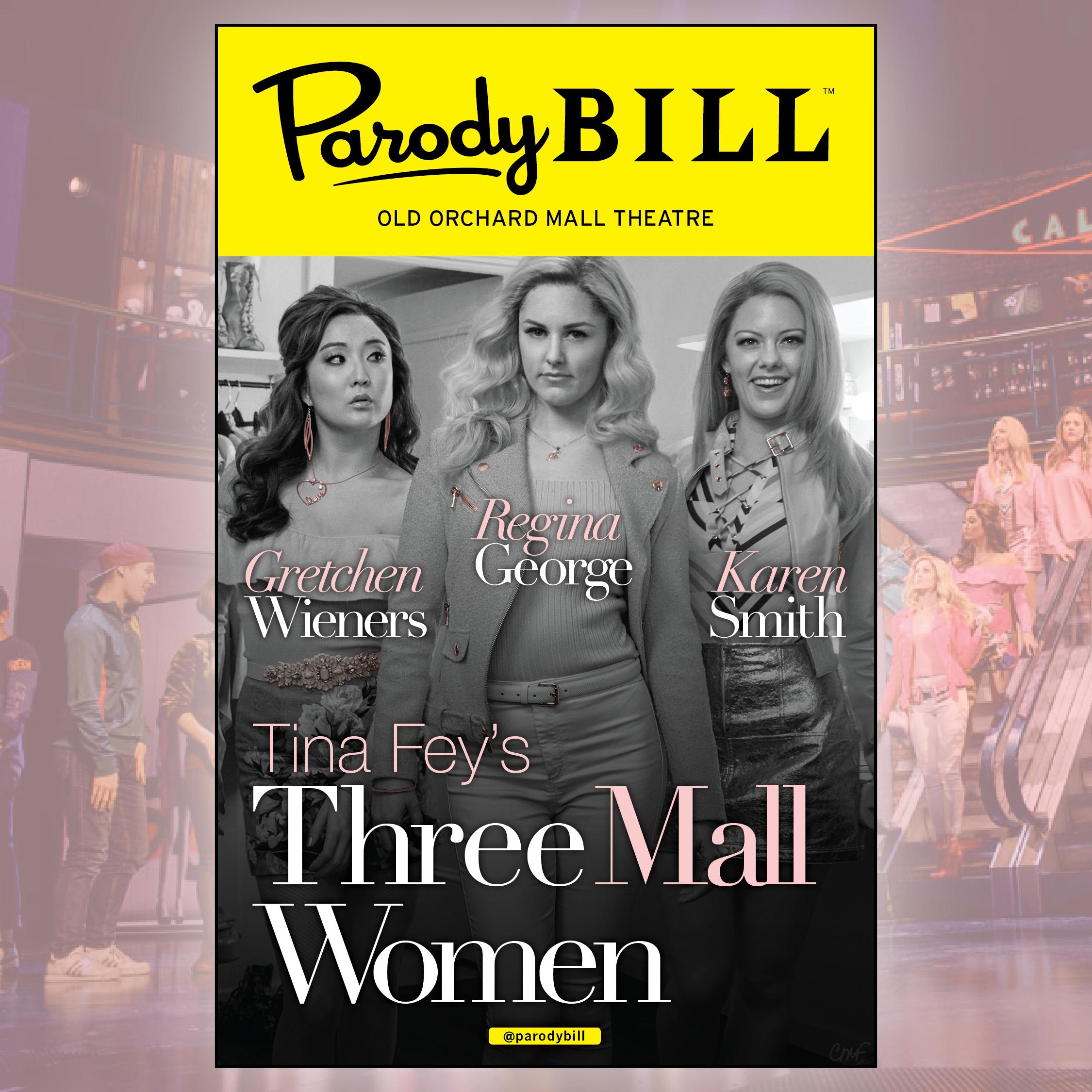 THREE MALL WOMEN