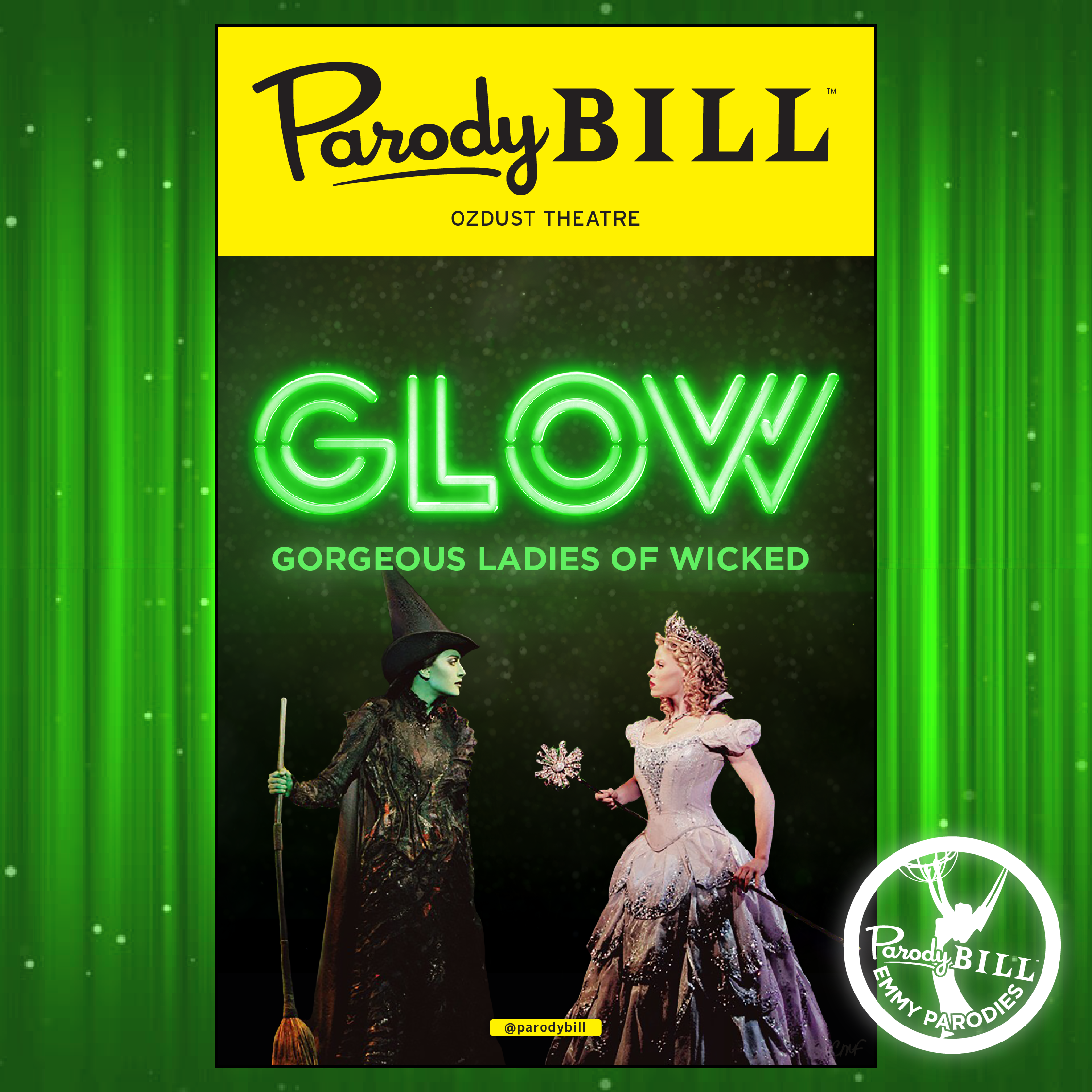 GLOW: Gorgeous Ladies of Wicked