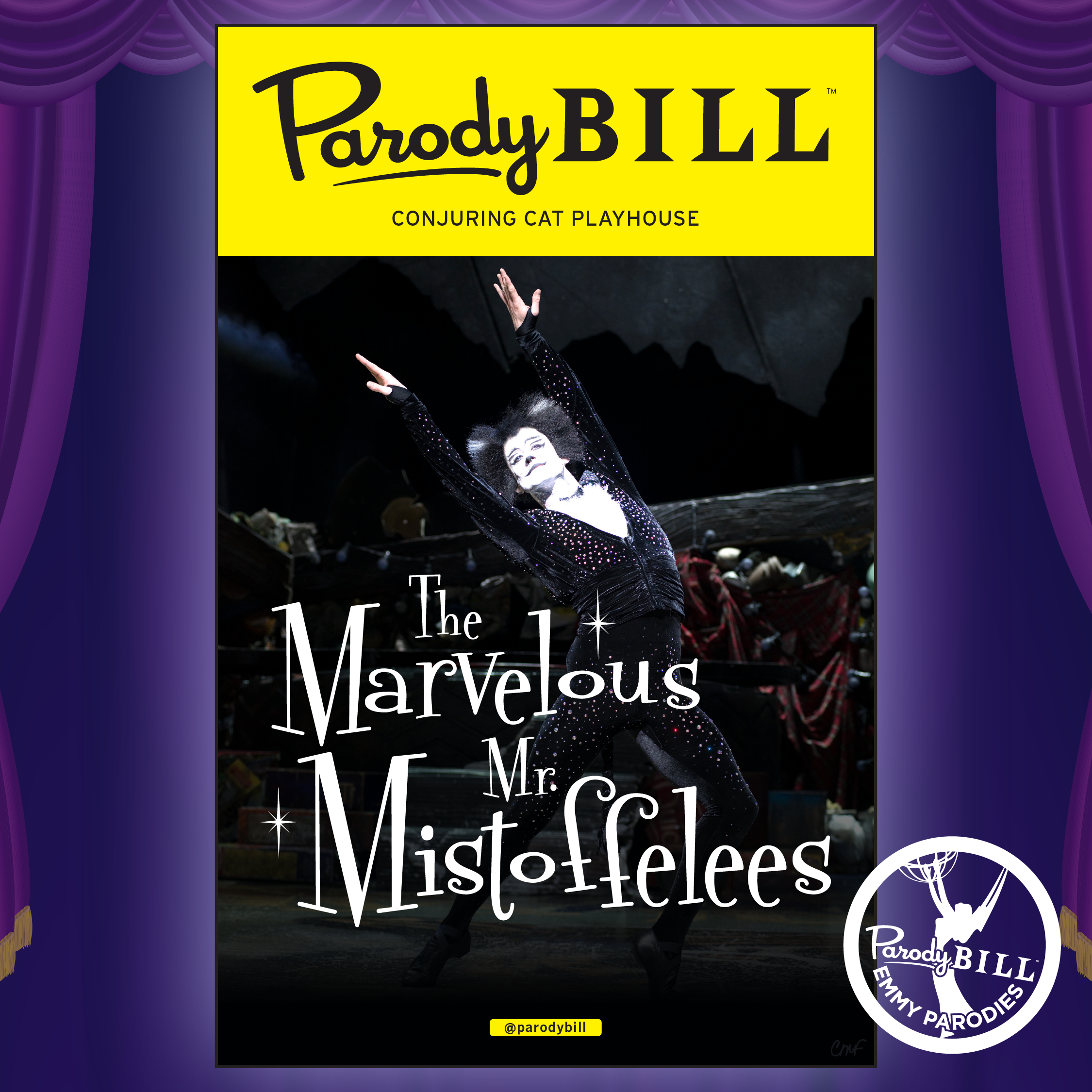 THE MARVELOUS MR. MISTOFFELEES!