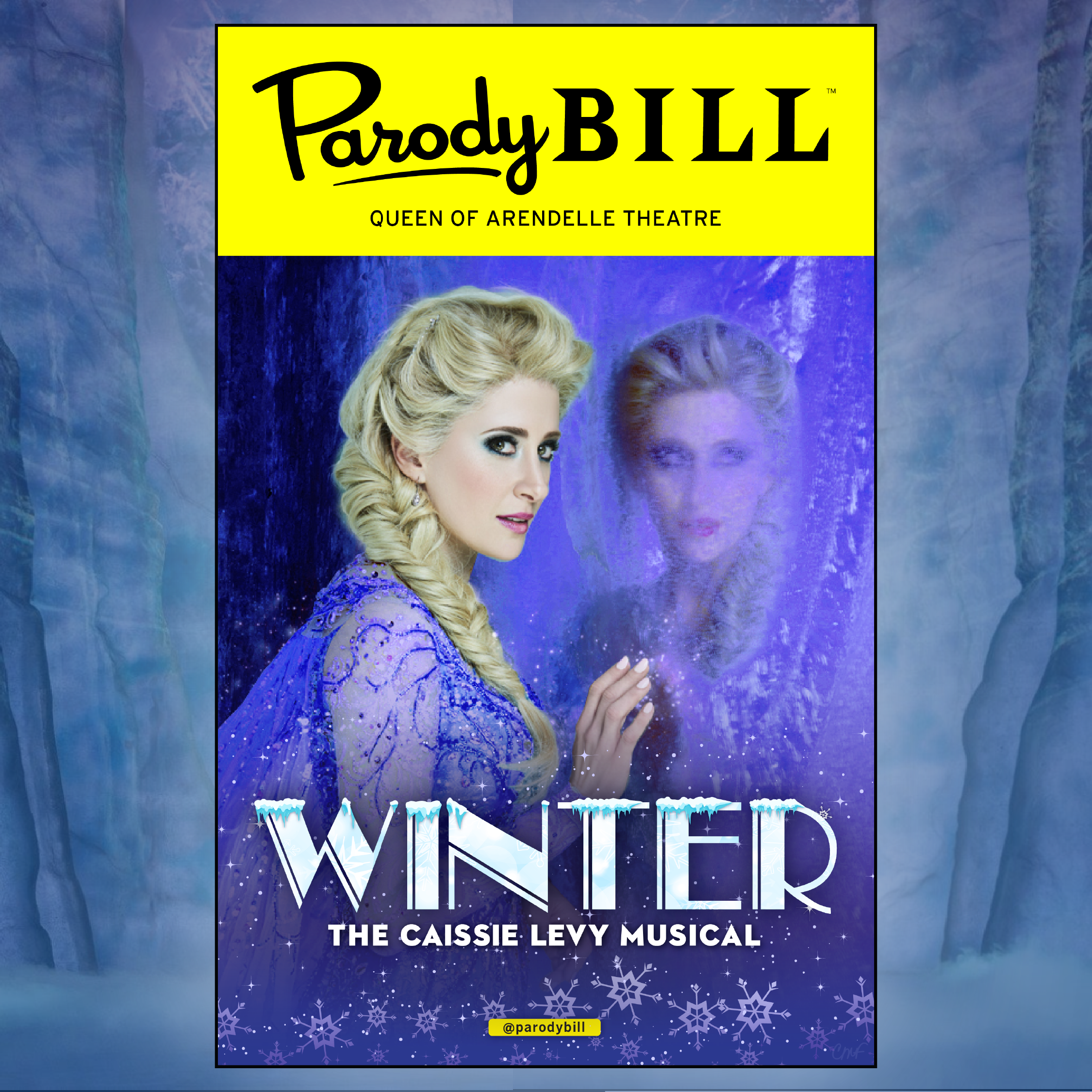 WINTER: THE CAISSIE LEVY MUSICAL