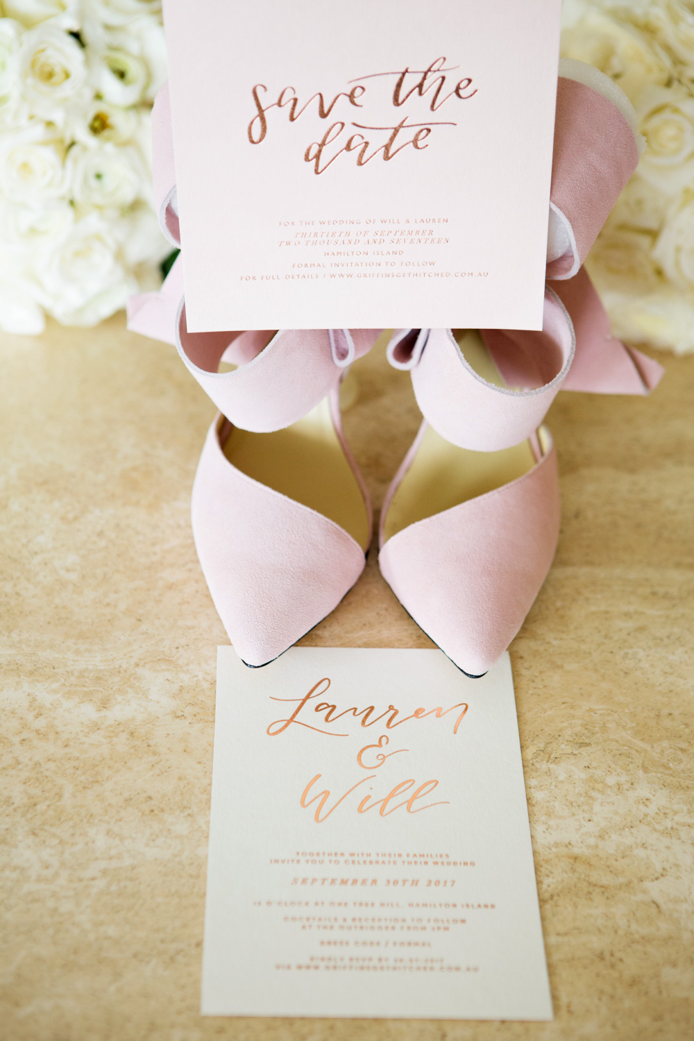 wedding-0103-invitations-shoes-gold-pink-flowers-brisbane.jpg