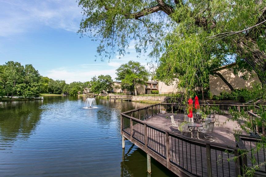 Lakefront Villas   Richardson, TX
