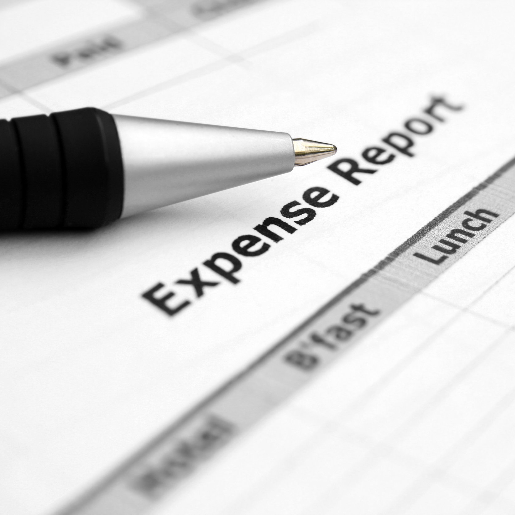 EXPENSE FORMS