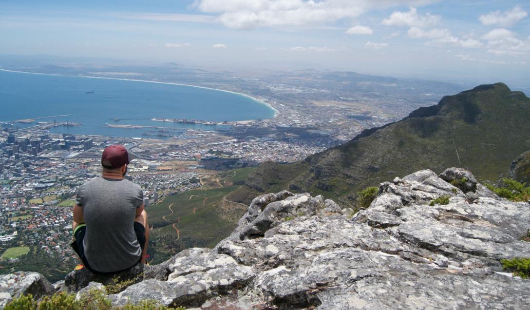 Table Mountain 2016. Photo by Kaarel Sein