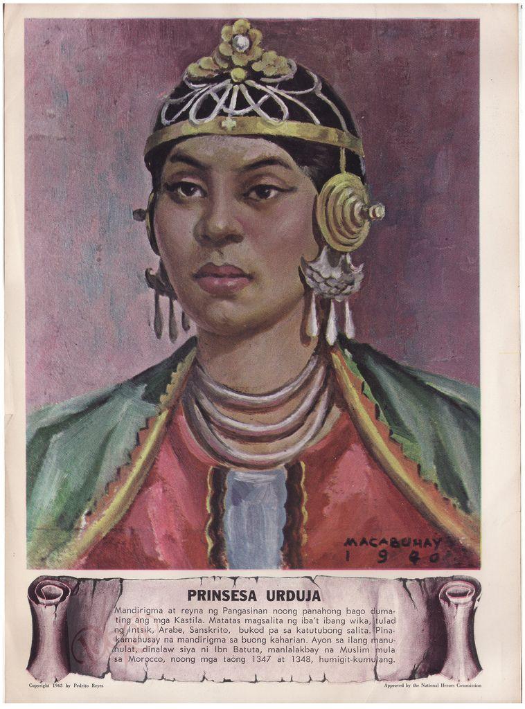 Princess Urduja