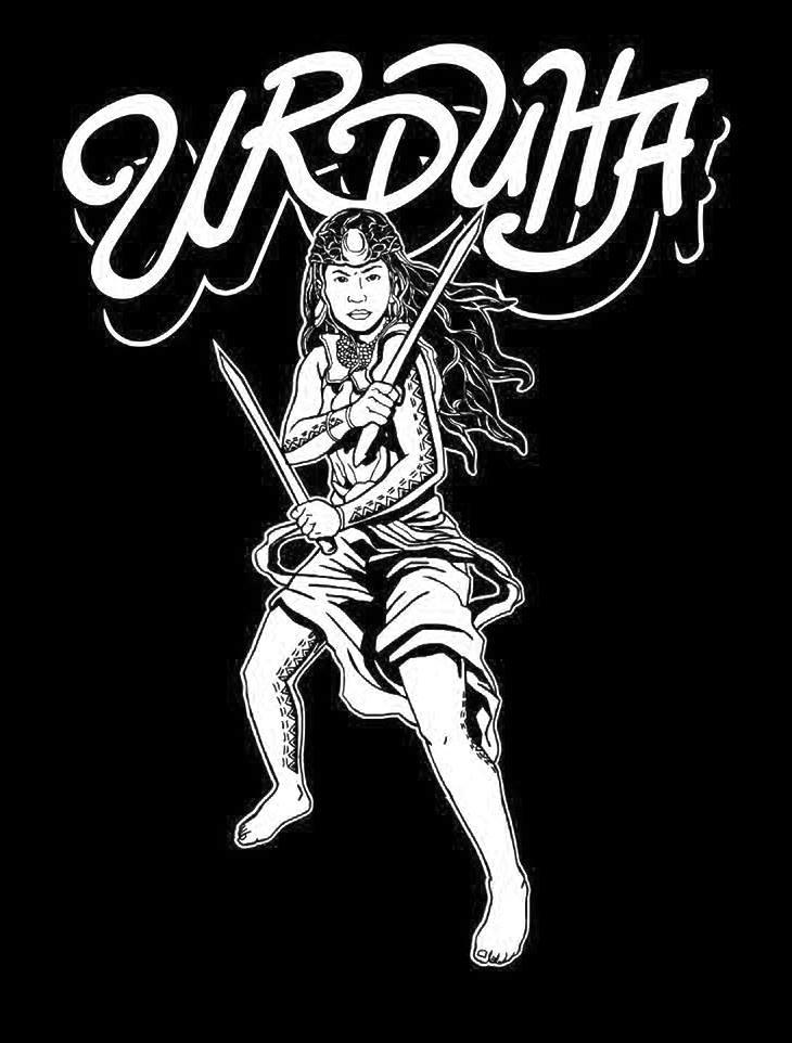 Urduha for Survival Arts by  Bayani Art
