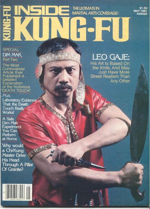 Grand Tuhon Leo T. Gaje Jr. (1981) — Click for more!