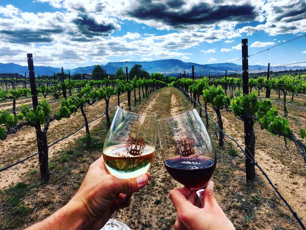A perfect day at Alcantra Vineyards and Winery