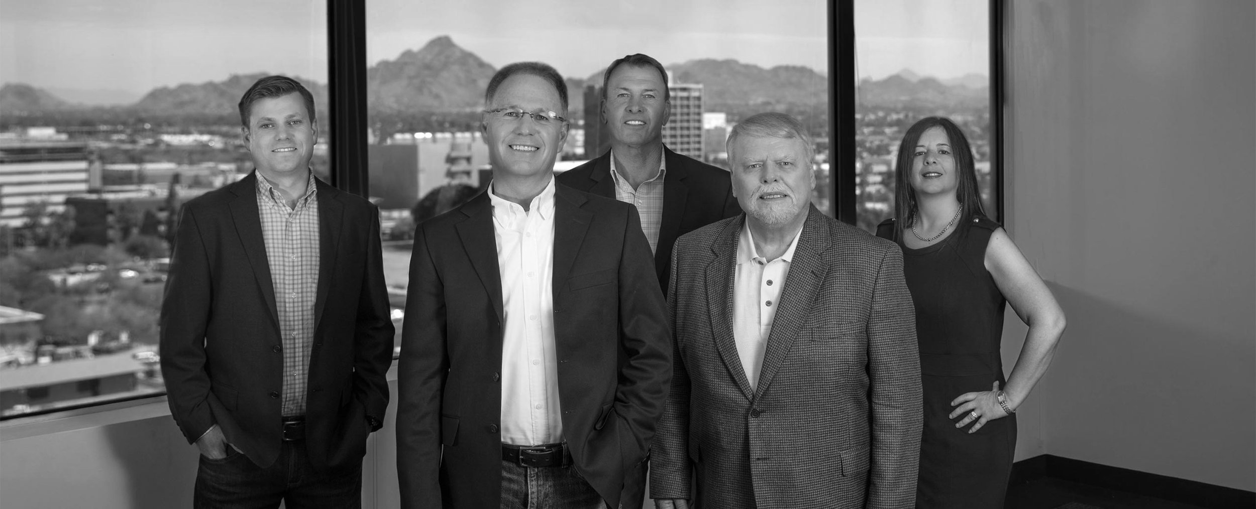 The Brookfield Communities team at our Phoenix headquarters.