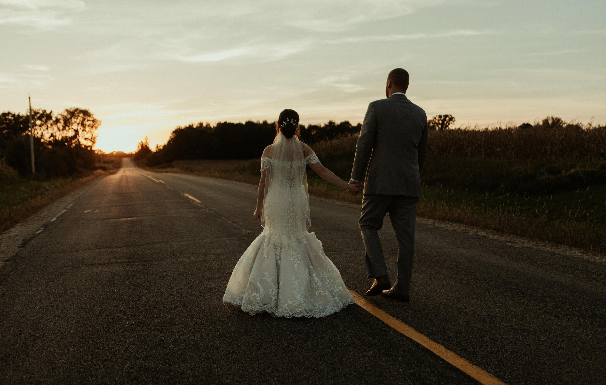Mackenzie + Mitch - Beldenville, Wisconsin