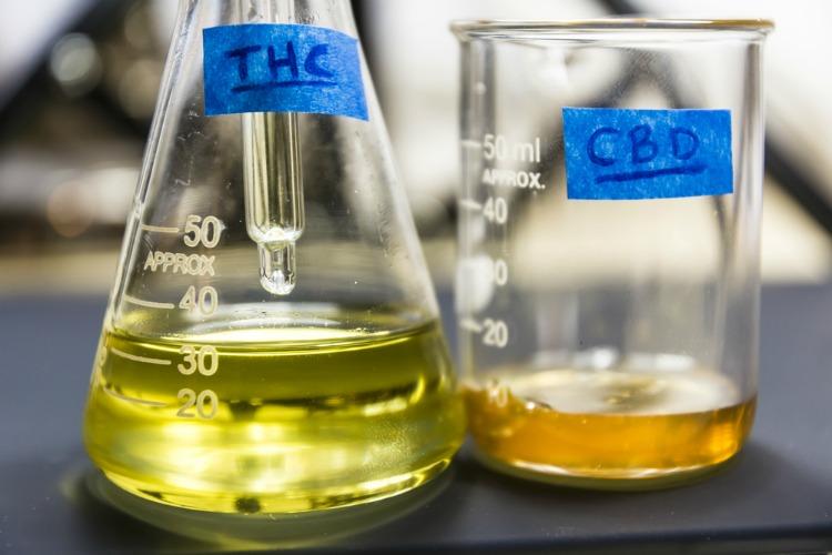 Is CBD Better with THC vials