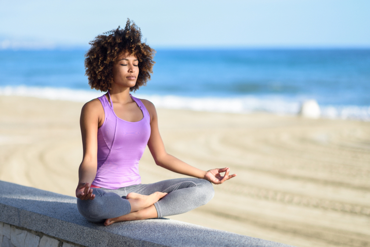 cannabis and the immune system wellness meditating