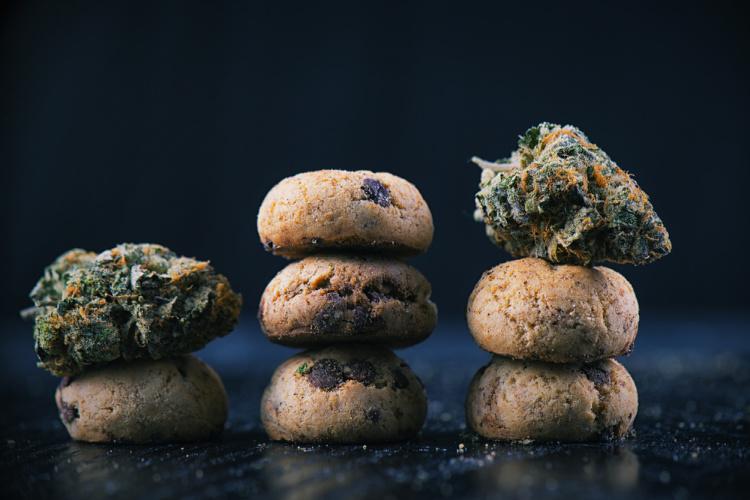 older americans using cannabis edibles
